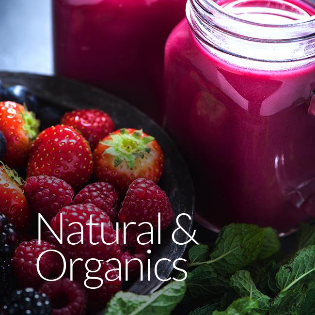 Natural & Organics